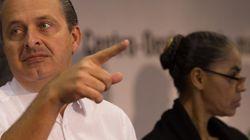 Campos dispara críticas contra Dilma e a chama de