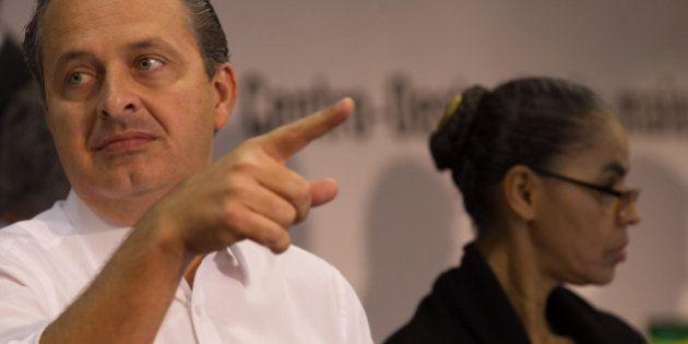 Eduardo Campos chama Dilma de