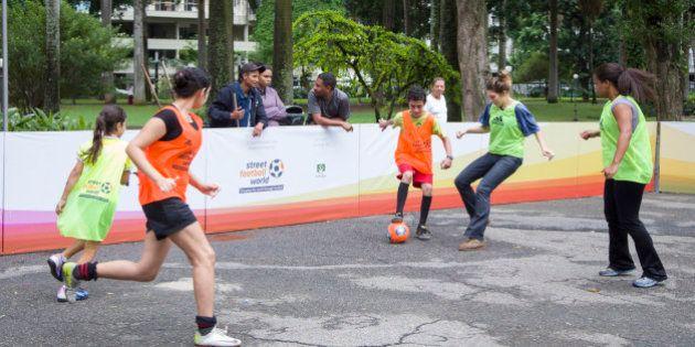 Futebol como ferramenta para o desenvolvimento