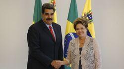 Brasil e Venezuela articulam plano conjunto de