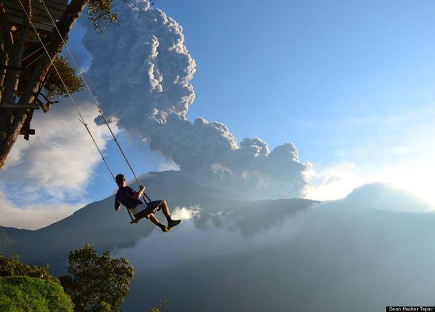 12 fotos absolutamente incríveis feitas por viajantes para o concurso da National