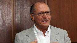 Alckmin anuncia medidas fiscais para reduzir os gastos