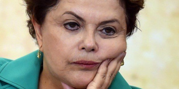 Brazilian President Dilma Rousseff attends the launching ceremony of the Agricultural and Livestock Plan...