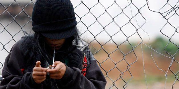 Uso do crack é problema sério em mais de 70% das cidades de