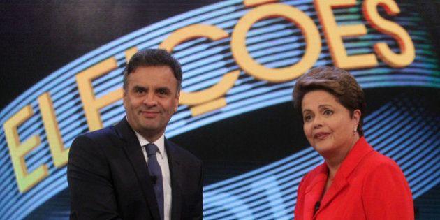 'A mais sórdida das campanhas eleitorais', acusa Aécio sobre campanha de PT e Dilma no