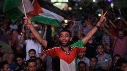 Ainda sem pátria, palestinos podem se orgulhar de sua seleção de