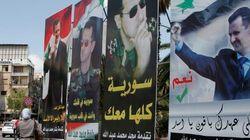 Sírios votam em eleições com vitória certa em meio à