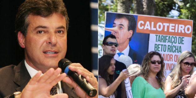 Com primo investigado e crise das universidades, Beto Richa reenvia polêmico 'pacotaço' para Assembleia...