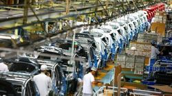 Brasil tem maior queda da indústria automotiva em 12