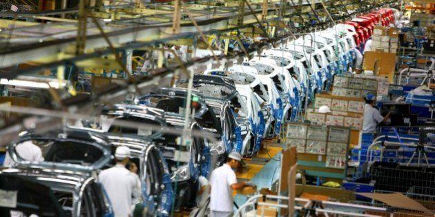 Apesar de redução do IPI, Brasil tem em 2014 maior queda da indústria automotiva em 12