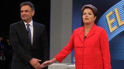 Dilma para Aécio sobre falta de água: 'Vocês vão ter que criar o Meu Banho, Minha