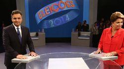 Debate na Globo: Desconstruir foi a ordem nas eleições, certo Dilma e