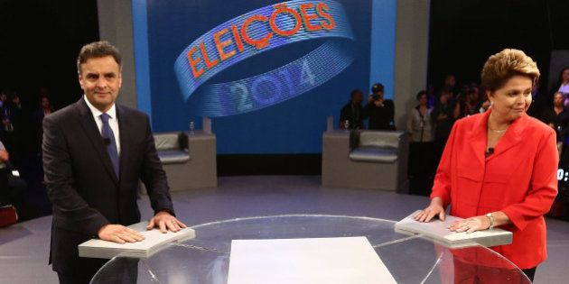 #DebateNaGlobo: Dilma Rousseff e Aécio Neves 'requentam acusações' e sintetizam no embate final o que...