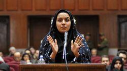 Irã enforca mulher por matar homem que tentou