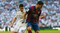 Suárez faz estreia oficial pelo Barça em derrota para