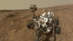 Curiosity encontra mais um ingrediente para a vida em