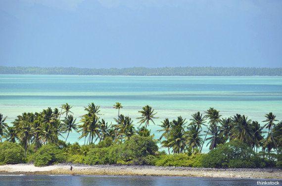 Kiribati, o país menos visitado do mundo, é REALMENTE