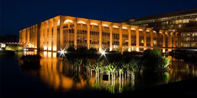 Palácio do Itamaraty   Ministério das Relações Exteriores   Brasília - DF   Projeto Arq Oscar