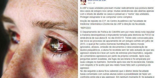 Estudantes denunciam humilhação em sindicância sobre estupro na Faculdade de Medicina Veterinária e Zootecnia...