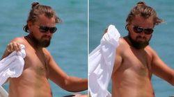 Leonardo DiCaprio prova que boa forma é coisa do