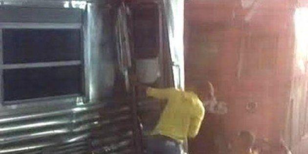 Choque entre dois trens deixa pelo menos 140 feridos em estação da Baixada Fluminense