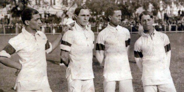 Em baixa e sem festa, Seleção Brasileira completa 100 anos nesta