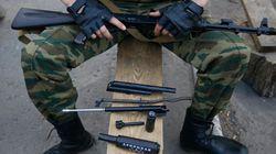 O governo da Ucrânia está exterminando mais rebeldes do que