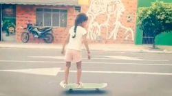 ASSISTA: Skate é coisa de