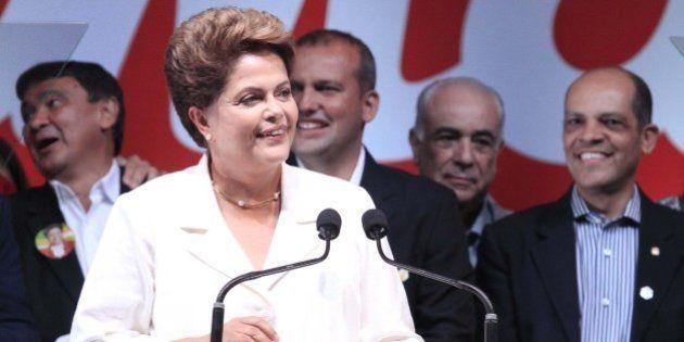 Após vitória, Dilma Rousseff se diz disposta a ser uma presidente 'melhor do que foi' e contesta divisão...