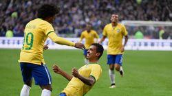 Brasil vence a França e levanta o moral com 7ª vitória desde a