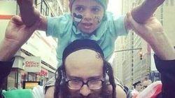 Israelenses e palestinos juntos na dor. É pungente. É doído. É