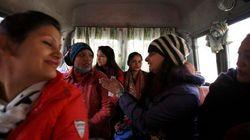 Nepal lança ônibus só para mulheres para conter abuso