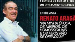 ASSISTA: Renato Aragão diz que negros e gays não se ofendiam com humor dos