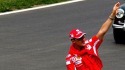 Schumacher já se comunica com familiares e pode voltar para casa em