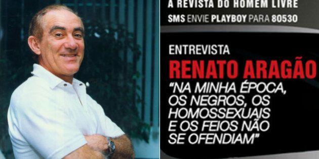Renato Aragão fala do humor dos Trapalhões para relembra que 'feios, negros e gays' não se ofendiam