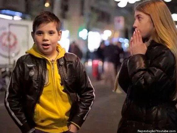 'Agora... Bata nela!': vídeo mostra reação de meninos ao serem incentivados a bater em meninas