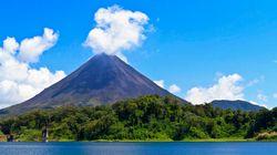 Desde o começo do ano, a Costa Rica usa APENAS energia