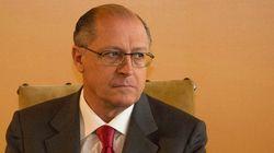 Greve do metrô: Alckmin