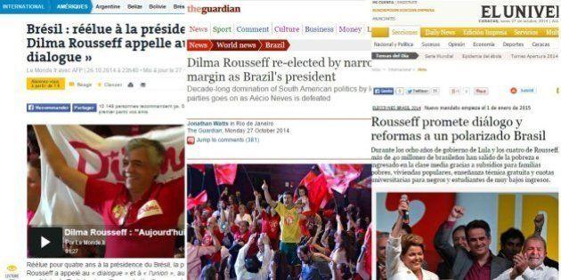 Imprensa internacional destaca vitória apertada de Dilma Rousseff no 2º turno e campanhas marcadas por...