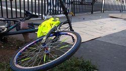 Ciclista morre após ser atropelado por ônibus na Avenida