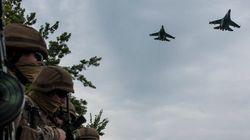 Dois caças ucranianos são derrubados onde avião da Malaysia foi abatido há 7