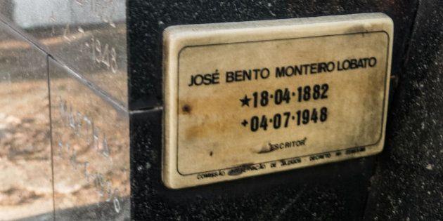 Sepulturas de Monteiro Lobato e Mário de Andrade são violadas em cemitério de São