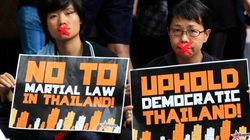Na Tailândia, assistir à Copa fora de casa nem