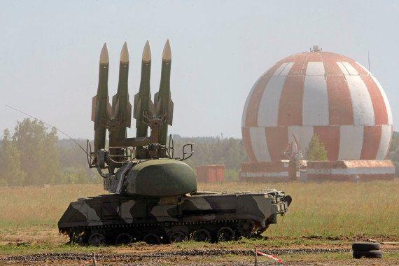 Avião derrubado na Ucrânia: comandante rebelde admite posse de sistema de mísseis