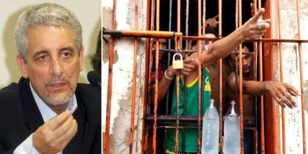 Más condições das prisões no Brasil e saúde debilitada fazem Itália negar extradição de Pizzolato, condenado...