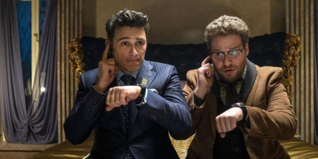 Framboesa de Ouro: A Entrevista é o filme mais polêmico de 2014 – mas será também um dos