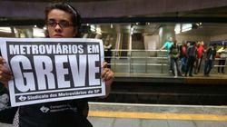 Greve do metrô em SP: governo aguarda Justiça e ameaça metroviários com