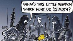 Charlie Hebdo: Desenhistas do mundo todo homenageiam chargistas