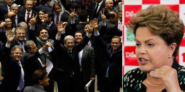 Na primeira votação da Câmara após reeleição, Dilma é derrotada com aprovação de projeto que anula conselhos