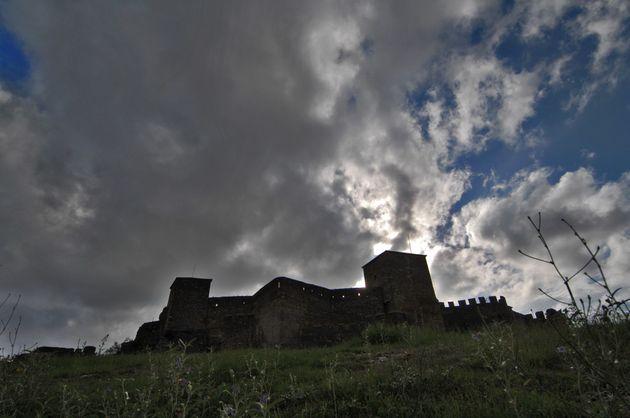 Tα κάστρα της Θεσσαλονίκης έτσι όπως δεν τα έχετε